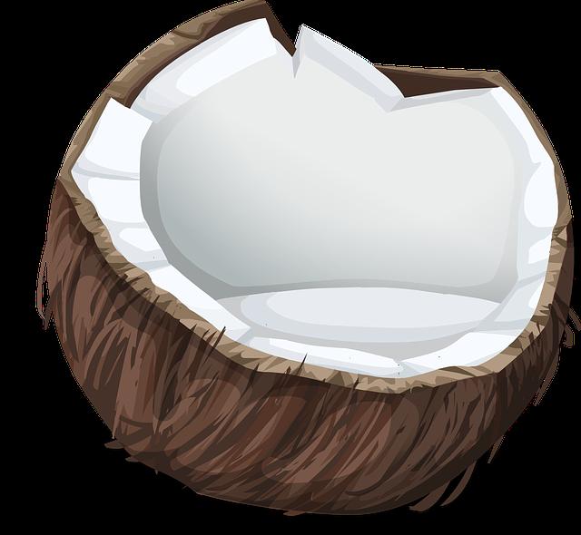 Olio di cocco e sla