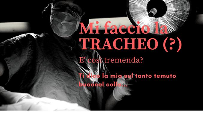 Tracheotomia e SLA