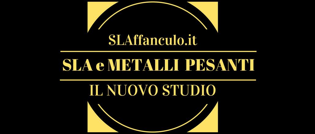 SLA e Metalli Pesanti