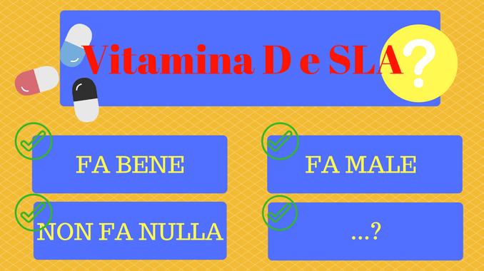 SLA e vitamina D